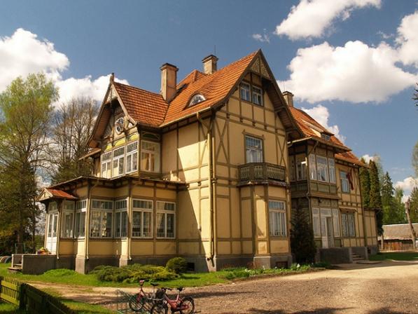 Ligatne Village - Lettonia