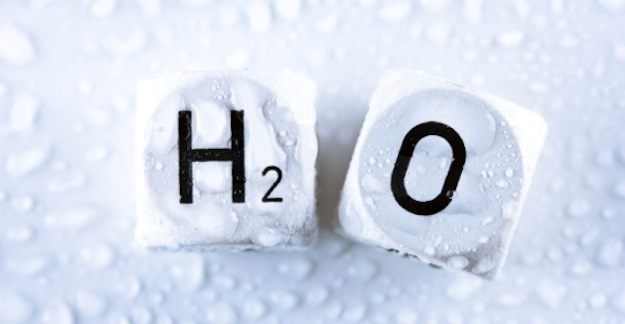 how to produce hydrogen from water